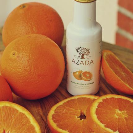 Apelsinolivolja
